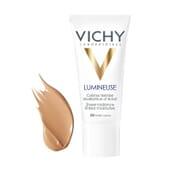 Vichy Lumineuse Crema con Color Piel Seca - Tono Dorado 03