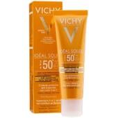 Cs Antimanchas 3en1 SPF50+ 50ml de Vichy