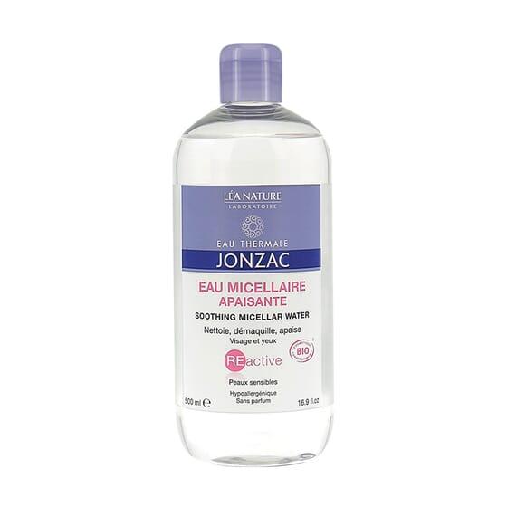 REACTIVE EAU MICELLAIRE APAISANTE 500 ml de Jonzac