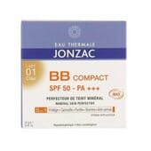 RETOUCHE BB COMPACTO SPF50+ TONO CLARO 01 12g de Jonzac