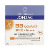 RETOUCHE BB COMPACTO SPF50+ TOM DOURADO 02 12g da Jonzac