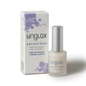 Unglax Antiestrías 10ml - Con vitamina E para cuidar tus uñas