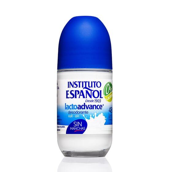 Deodorante Roll-On Latte 75 ml di Instituto Español
