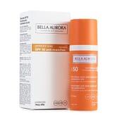 Gel Solare Antimacchia Pelli Miste/Grasse SPF50+ 50 ml di Bella Aurora