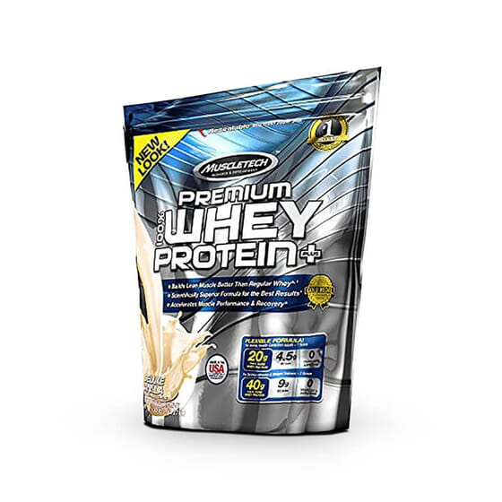 100% Premium Whey Protein Plus 2,27Kg da Muscletech