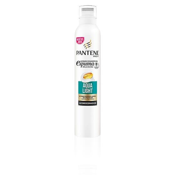 Acondicionador Espuma Aqualight 180 ml de Pantene