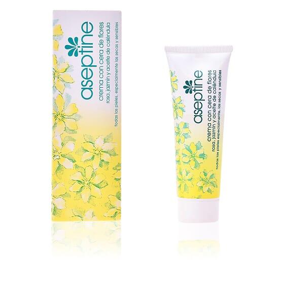 Aseptifamos Crème À La Cire De Fleurs Pss 50 ml de Aseptine