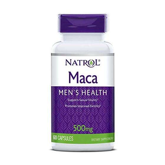 MACA 500mg - 60 Caps de Natrol