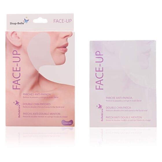 Face Up Double Chin Patches 3 pz de Innoatek