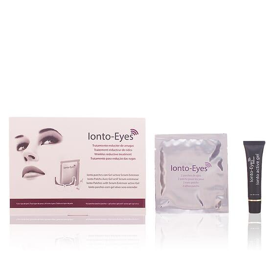 Ionto-Eyes Parches Tratamiento Antiarrugas Ojos 4 X 2 uds de Innoatek