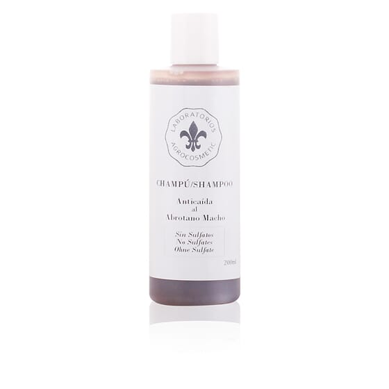 Agrocosmetic Anti-Hair Loss Shampoo 200 ml de Agrocosmetic