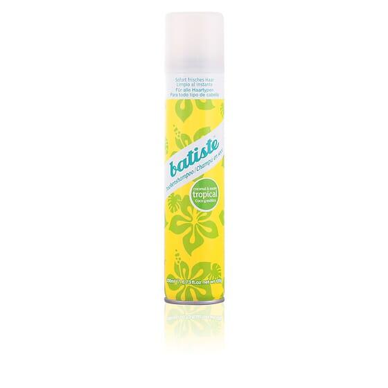 Tropical Coconut & Exotic Dry Shampoo 200 ml da Batiste