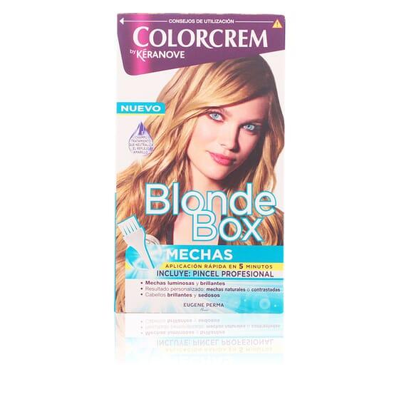 Blonde Box Mechas Con Pincel Profesional de Eugene-perma