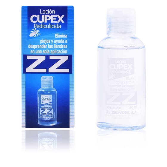 Zz Cupex Loção AntiPiolhos 100 ml da Zz Cupex