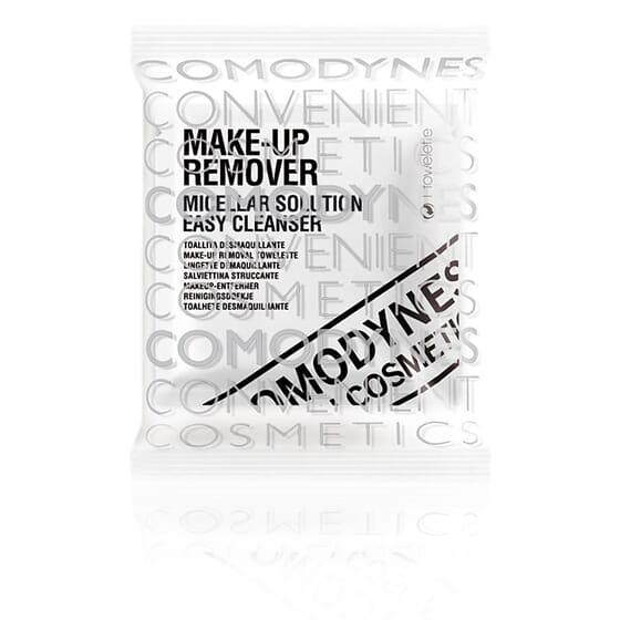 Make-Up Remover Micellar Solution Easy Cleanser 8 uds da Comodynes