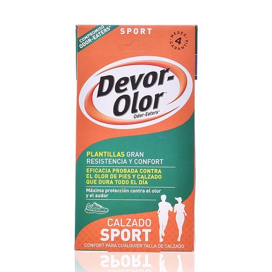 Palmilhas Calçado Sport 2 Ud da Devor-olor