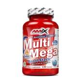 Muti Mega Stack 120 Tabs de Amix Nutrition