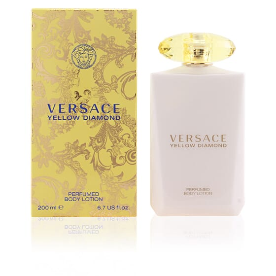 Yellow Diamond Loção Hidratante Corporal 200 ml da Versace