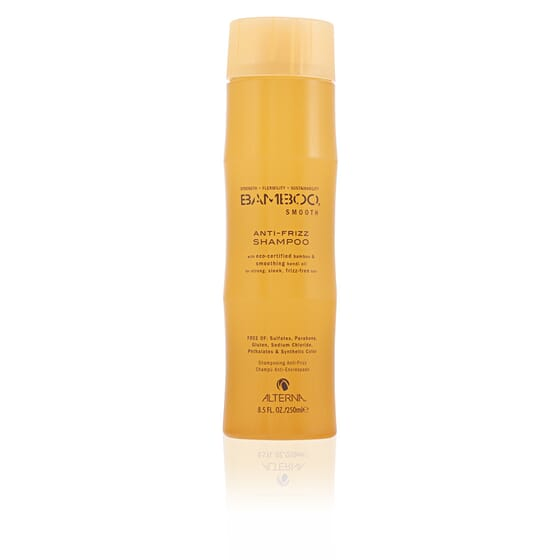 Bamboo Smooth Anti-Frizz Shampoo 250 ml de Alterna