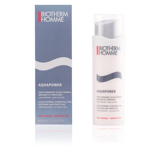 Homme Aquapower D-Sensitive Soin 75 ml de Biotherm