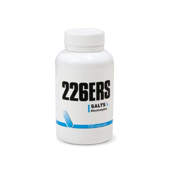 Salts Electrolytes 100 Caps da 226ers
