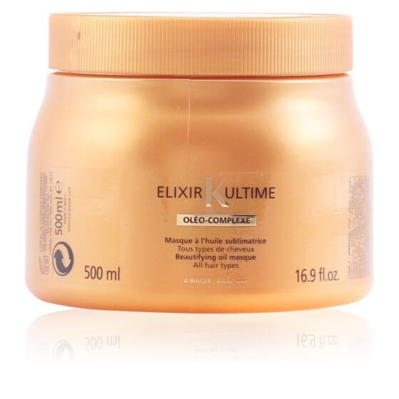 Elixir Ultime Masque À L'Huile Sublimatrice 500 ml de Kerastase