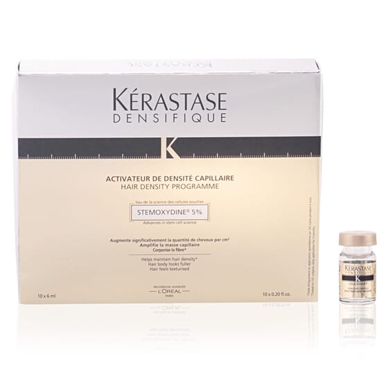 Densifique Soin Cuir Chevelu 10 X 6 ml de Kerastase