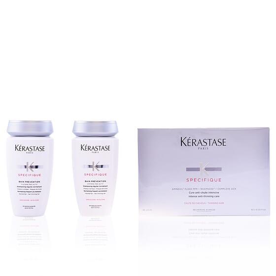 Specifique Aminexil Cure Anti-Chute Intensive Lot 3 pcs de Kerastase