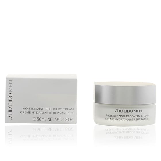 Men Moisturizing Recovery Cream 50 ml de Shiseido