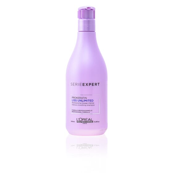 Liss Unlimited Shampoo 500 ml de LOreal Expert Professionnel