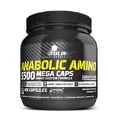Anabolic Amino 5500 Mega Caps - 400 Caps da Olimp