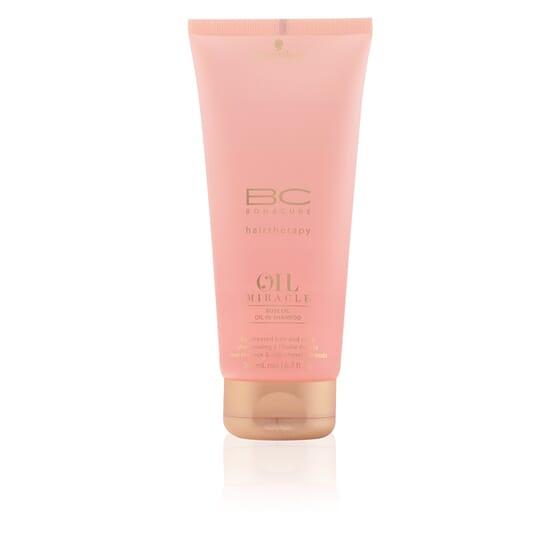 Bc Oil Miracle Rose Shampooing 200 ml de Schwarzkopf
