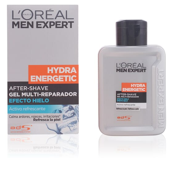 Men Expert Hydra Energetic Ice Effect Gel After Shave 100 ml da LOreal Make Up