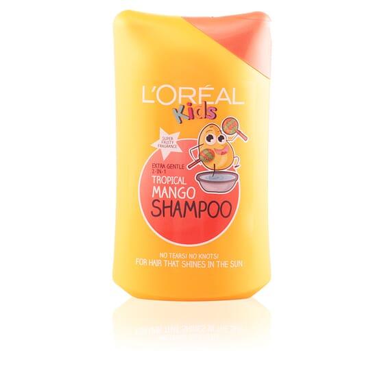 L'Oreal Kids Tropical Mango Shampoo 250 ml da LOreal Make Up
