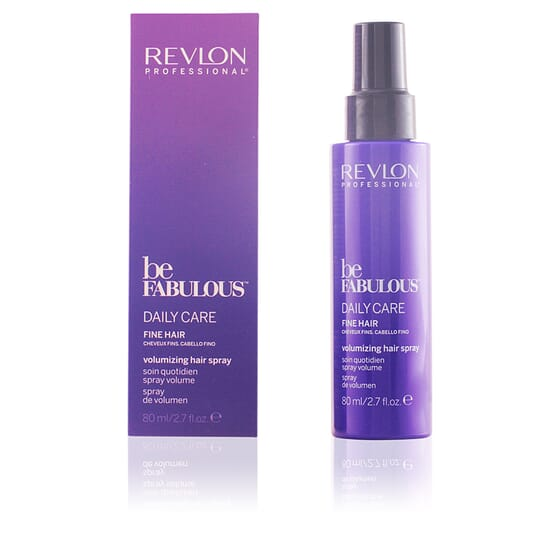 Be Fabulous Daily Care Fine Hair Volumen Spray 80 ml de Revlon