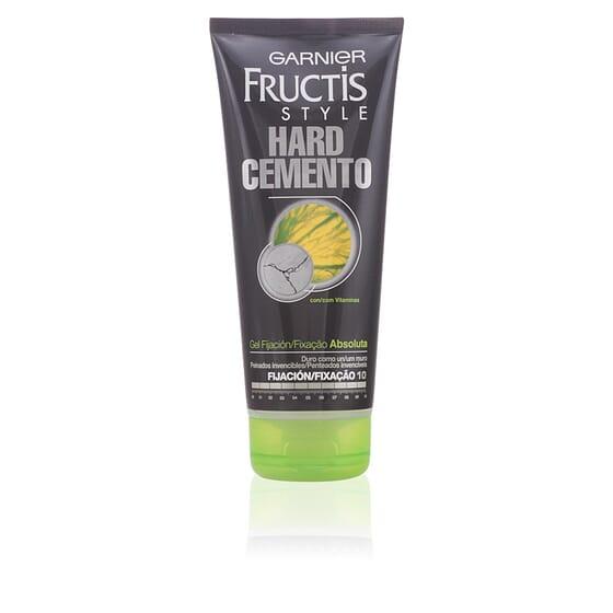 Fructis Style Hard Cemento Gel Fixador 200 ml da Fructis