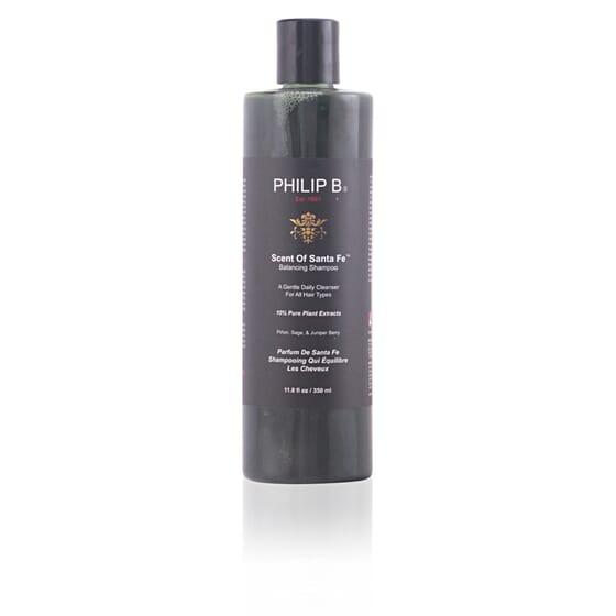 Scent Of Santa Fe Balancing Shampoo 350 ml de Philip B