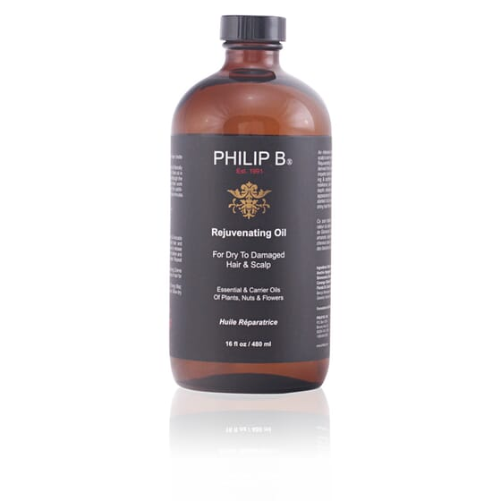 Rejuvenating Oil For Dry To Damaged Hair & Scalp 480 ml de Philip B