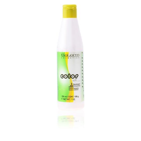 Color Soft Developer Emulsion 200 ml de Salerm