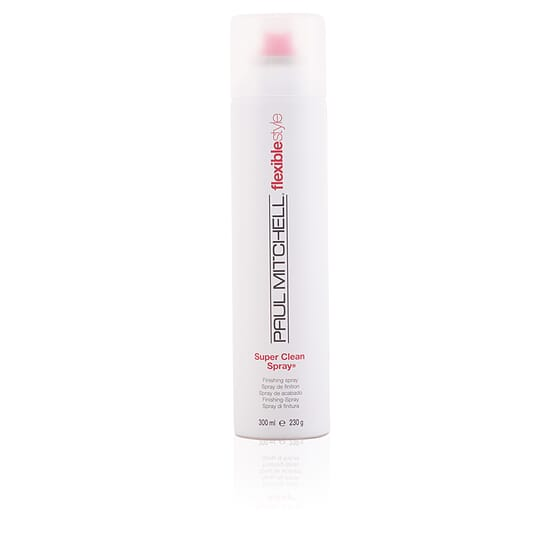 Flexible Style Super Clean Spray 300 ml de Paul Mitchell
