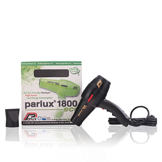 Hair Dryer 1800 eco edition black da Parlux