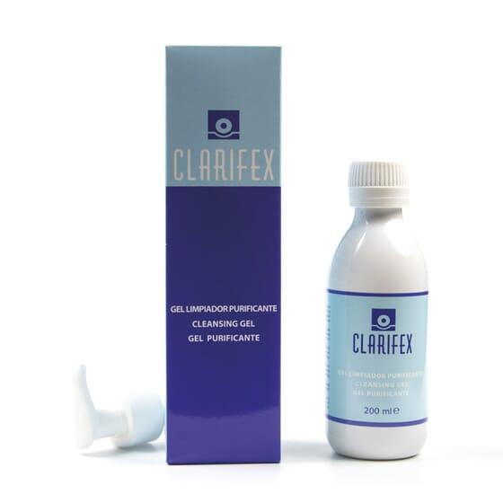 Clarifex Gel Purifiant 200 ml - Nettoie et hydrate