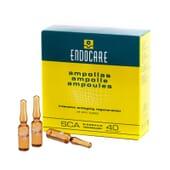 Endocare Ampolas Regeneradoras Anti-Idade 7 Ampolas De 1 ml da Endocare