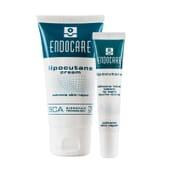 Endocare Rx Lipocutane Dúo Crema 50 ml + Bálsamo Labial 10 ml