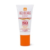 Heliocare Color SPF50 Gel Crème Brown 50 ml - Touche mate
