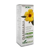 EXTRACTO NATURAL DE DAMIANA XXI 50ml de Soria Natural