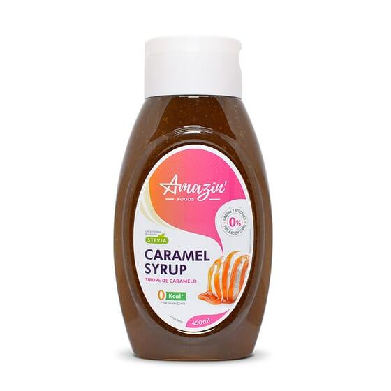 SIROPE DE CARAMELO 450ml de Amazin' Foods