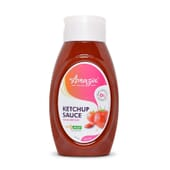 SALSA KÉTCHUP - Amazin' Foods - ¡0% grasas y azúcares!