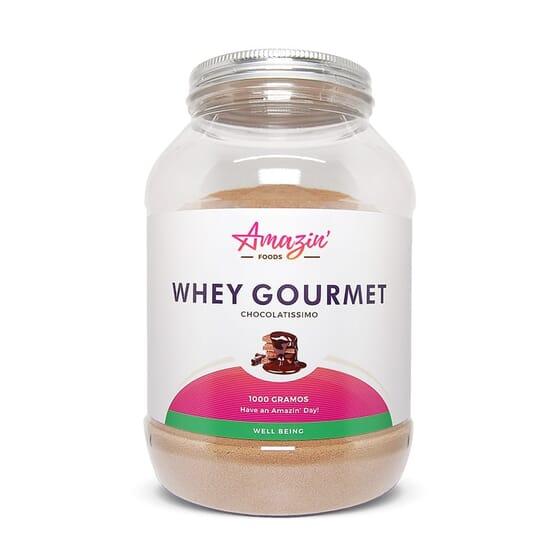 WHEY GOURMET 1000g da Amazin`Foods