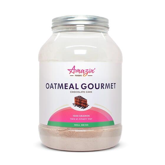 FARINHA DE AVEIA OATMEAL GOURMET DOCE 1000g da Amazin' Foods